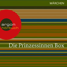 Grimm, Die Prinzessinnen Box (Cover)