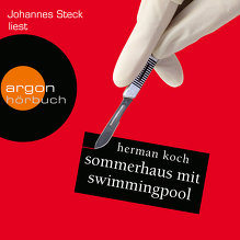 Koch, Sommerhaus mit Swimmingpool (Cover)