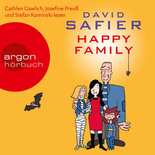 Safier, Happy Family (Cover)