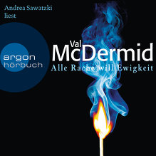 McDermid, Alle Rache will Ewigkeit (Cover)