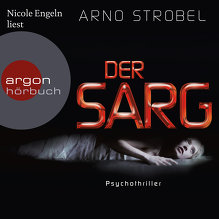 Strobel, Der Sarg (Cover)
