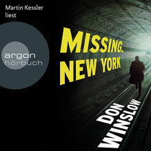 Winslow, Missing. New York (Cover)