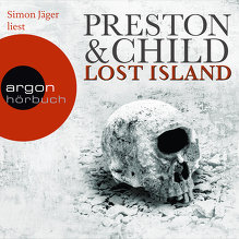 Preston, Lost Island – Expedition in den Tod (Cover)