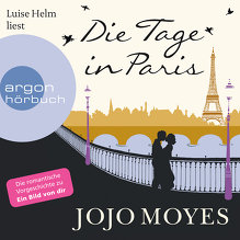 Moyes, Die Tage in Paris (Cover)