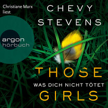 Stevens, Those Girls – Was dich nicht tötet (Cover)