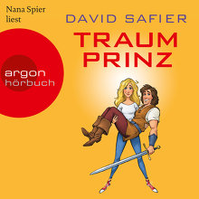 Safier, Traumprinz (Cover)