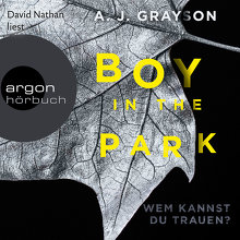 Grayson, Boy in the Park – Wem kannst du trauen? (Cover)