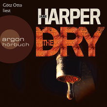 Harper, The Dry (Cover)