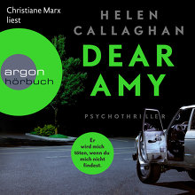 Callaghan, Dear Amy (Cover)