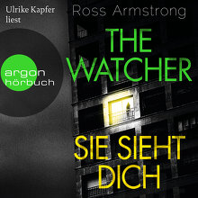 Armstrong, The Watcher – Sie sieht dich (Cover)