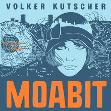 Kutscher, Moabit (Cover)