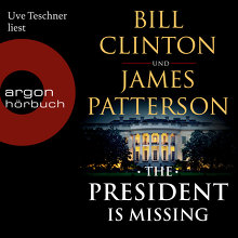 Clinton, The President Is Missing (Cover)