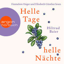 Baier, Helle Tage, helle Nächte (Cover)