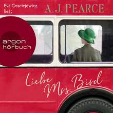 Pearce, Liebe Mrs. Bird (Cover)