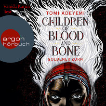 Adeyemi, Children of Blood and Bone (Cover)