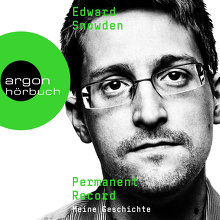 Snowden, Permanent Record (Cover)