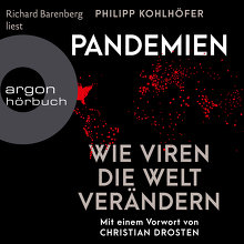 Kohlhöfer, Pandemien (Cover)