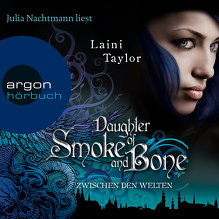 Taylor, Daughter of Smoke and Bone (Cover)