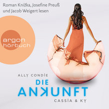 Condie, Cassia & Ky 3 – Die Ankunft (Cover)