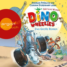 Weinert, Dino Wheelies (Cover)