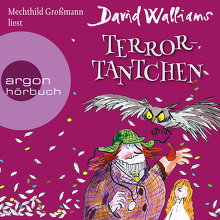 Walliams, Terror-Tantchen (Cover)