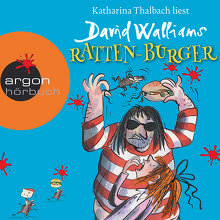 Walliams, Ratten-Burger (Cover)