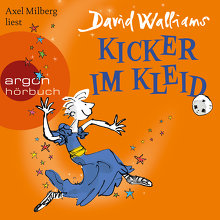 Walliams, Kicker im Kleid (Cover)