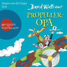 Walliams, Propeller-Opa (Cover)