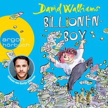 Walliams, Billionen-Boy (Cover)
