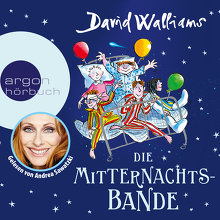 Walliams, Die Mitternachtsbande (Cover)