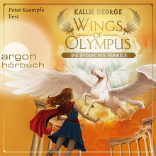 George, Wings of Olympus – Die Pferde des Himmels (Cover)
