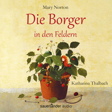 Norton, Die Borger in den Feldern (Cover)