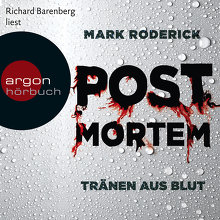 Roderick, Post Mortem - Tränen aus Blut (Cover)