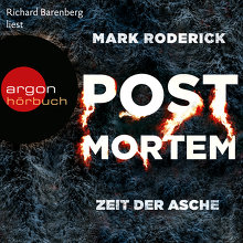 Roderick, Post Mortem – Zeit der Asche (Cover)