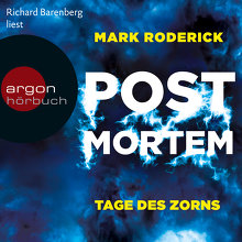 Roderick, Post Mortem - Tage des Zorns (Cover)
