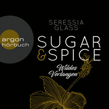 Glass, Sugar & Spice 2 (Cover)