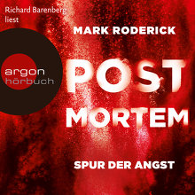 Roderick, Post Mortem - Spur der Angst (Cover)