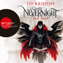 Kristoff, Nevernight (Cover)