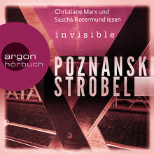 Poznanski, Invisible (Cover)
