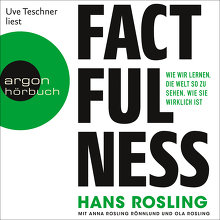Rosling, Factfulness (Cover)