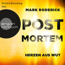 Roderick, Post Mortem - Herzen aus Wut (Cover)