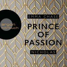 Chase, Prince of Passion – Nicholas (Cover)