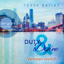 Bailey, Duty & Desire - Verboten sinnlich (Cover)