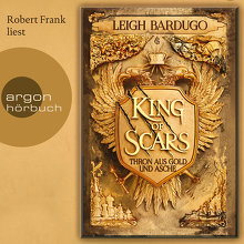 Bardugo, King of Scars (Cover)