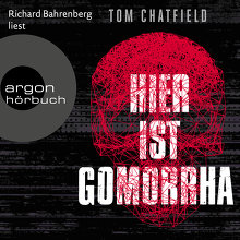 Chatfield, Hier ist Gomorrha (Cover)