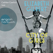 Gilbert, City of Girls (Cover)