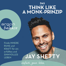 Shetty, Das Think Like a Monk-Prinzip (Cover)