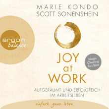 Kondo, Joy at Work (Cover)