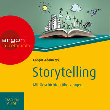 Adamczyk, Storytelling (Cover)