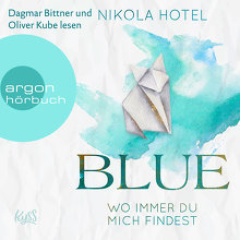 Hotel, Blue - Wo immer du mich findest (Cover)
